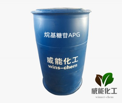 烷基糖苷APG